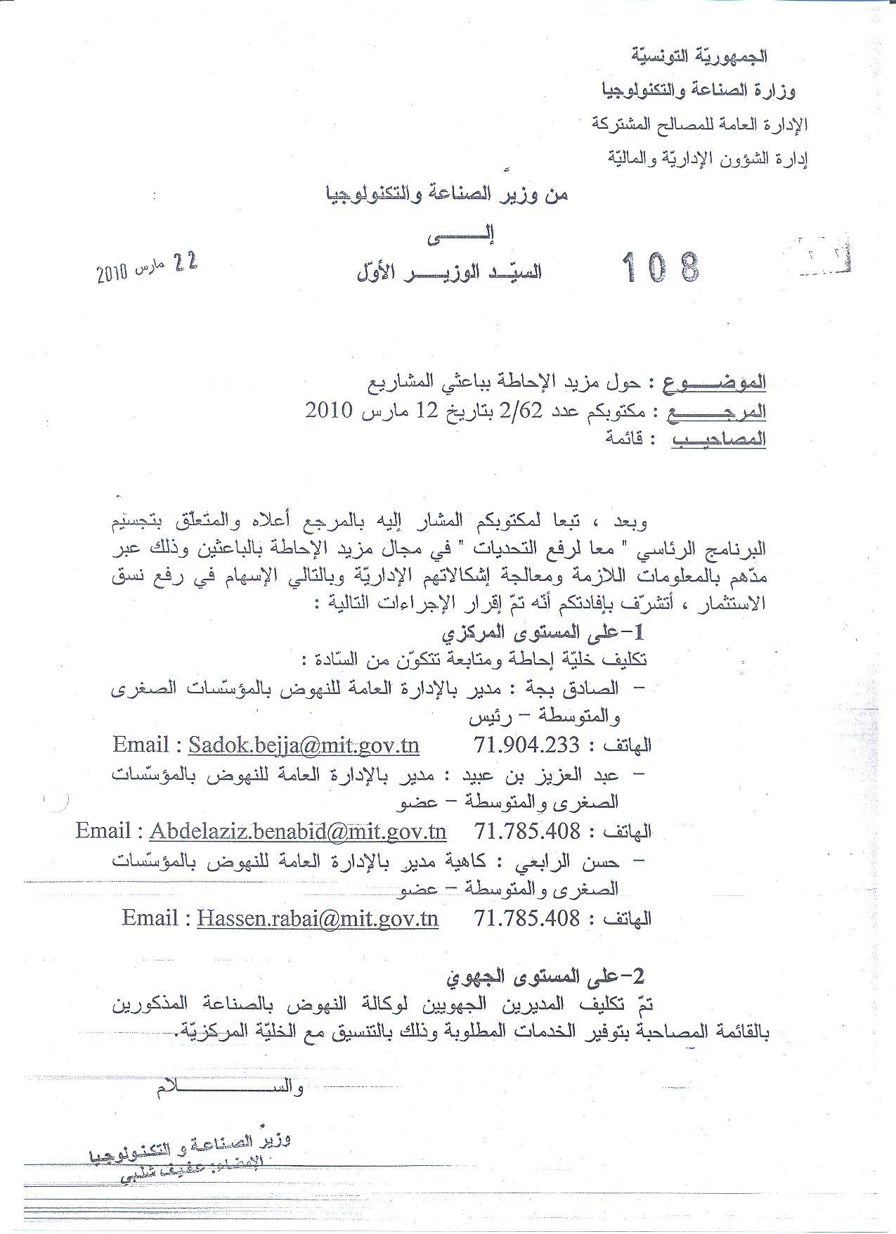 Caipe Centre D Affaires D Interet Public Economique En Tunisie